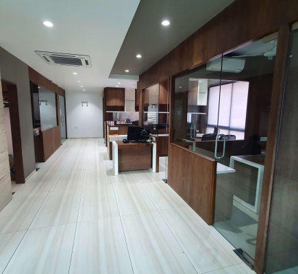 Accrels office inside